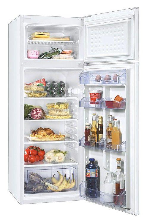 Холодильник ZANUSSI ZRD324WO,  двухкамерный,  белый