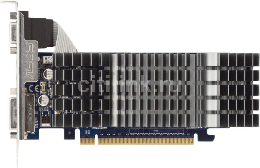 Видеокарта ASUS GeForce 210,  512Мб, DDR3, Low Profile,  Ret [en210 silent/di/512md3(lp)]