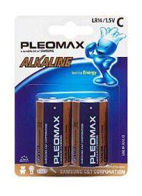 Батарея SAMSUNG Pleomax LR14,  2 шт. C
