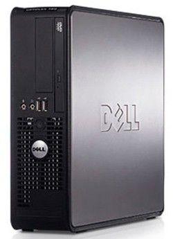 DELL Optiplex 780,  Intel  Core2 Duo  E8400,  DDR3 4Гб, 500Гб,  Intel GMA 4500,  DVD-RW,  CR,  Windows 7 Professional,  черный [x057800111r]