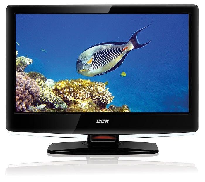 """Телевизор ЖК BBK LT1929S  18.5"""", HD READY (720p),  черный"""