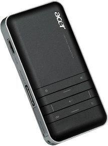 Проектор ACER C20 черный [ey.jbt01.001]