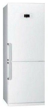 Холодильник LG GAB379BQA,  двухкамерный,  белый [ga-b379bqa]