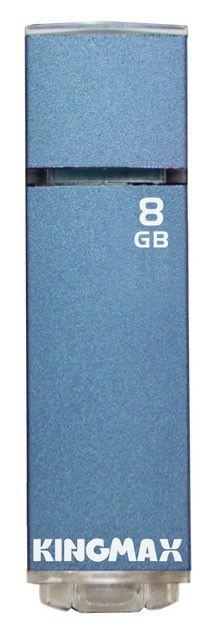 Флешка USB KINGMAX Urban UD05 8Гб, USB2.0, голубой