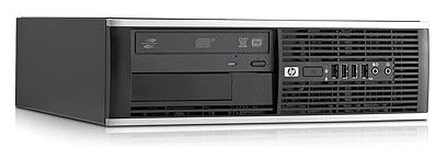 HP Pro 6000,  Intel  Core2 Duo  E8500,  DDR3 2Гб, 500Гб,  Intel GMA 4500,  DVD-RW,  CR,  Windows 7 Professional,  черный [vw183ea]