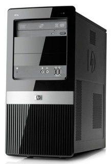 HP Pro 3120,  Intel  Core2 Quad  Q9500,  DDR3 4Гб, 750Гб,  Intel GMA X4500HD,  DVD-RW,  Windows 7 Professional,  черный [xp139es]