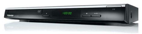 DVD-плеер TOSHIBA SD-1000KR,  черный