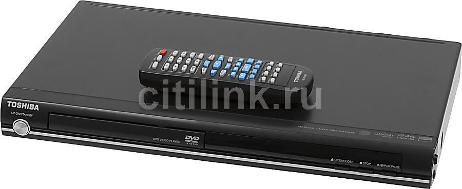 DVD-плеер TOSHIBA SD-K1000KR,  черный
