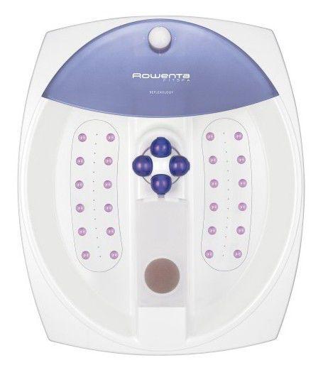 Гидромассажная ванночка для ног ROWENTA TS5510,  белый,  фиолетовый