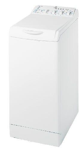 Стиральная машина INDESIT WITL 867, вертикальная загрузка,  белый