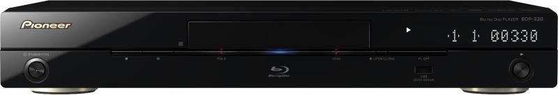 Плеер Blu-ray PIONEER BDP-330, черный