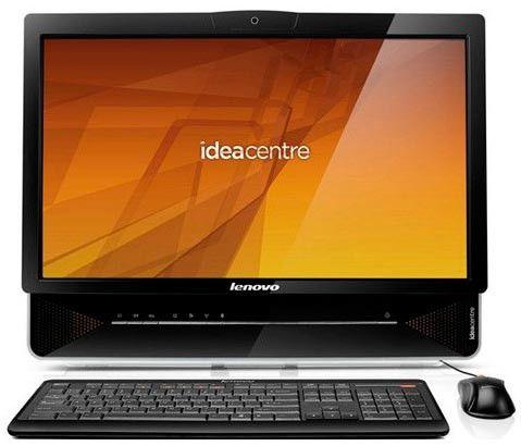 LENOVO IdeaCentre B310A,  Intel  Core i5  650,  DDR3 3Гб, 320Гб,  ATI Radeon HD 5450 - 512 Мб,  DVD-RW,  Windows 7 Home Premium,  черный [57 125 106]