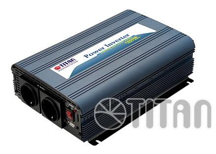 Преобразователь напряжения TITAN HW-1000V6