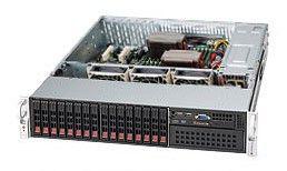 Корпус SuperMicro CSE-213A-R720LPB 2U 16x2.5