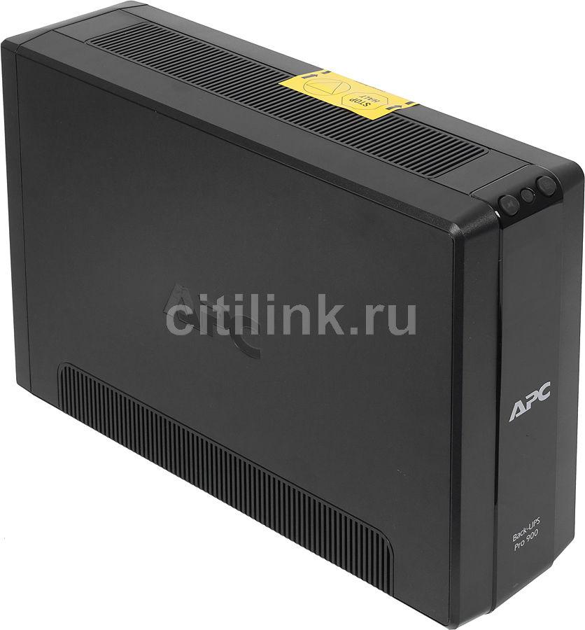 Источник бесперебойного питания APC Back-UPS Pro BR900GI,  900ВA