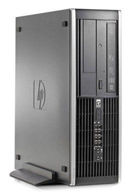 HP Elite 8000SFF,  Intel  Core2 Duo  E7500,  DDR3 2Гб, 320Гб,  Intel GMA 4500,  DVD-RW,  Windows 7 Professional,  черный [wb714ea]