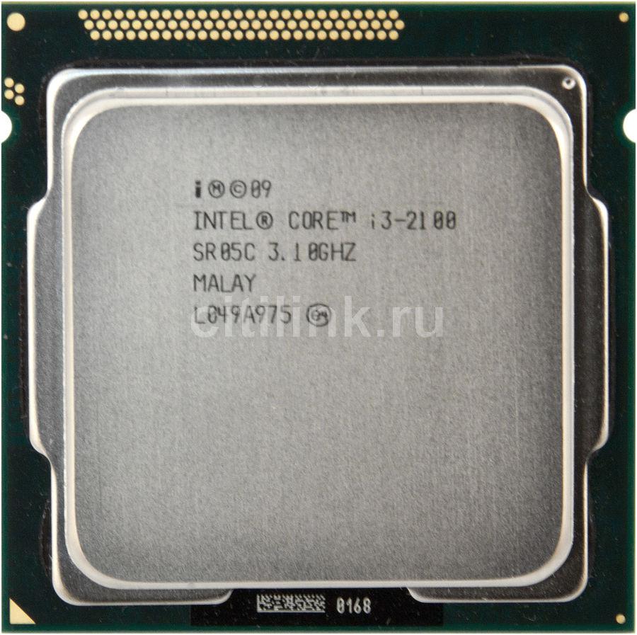 Процессор INTEL Core i3 2100, LGA 1155 OEM [cm8062301061600s r05c]