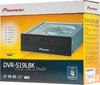 Оптический привод DVD-RW PIONEER DVRS19LBK, внутренний, SATA, черный,  Ret вид 5