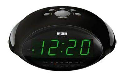 Радиобудильник MYSTERY MCR-45, черный