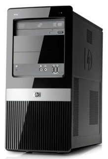 Компьютер  HP Pro 3130 + монитор S2031a (комплект),  Intel  Core i3  550,  DDR3 2Гб, 320Гб,  Intel GMA X4500HD,  DVD-RW,  CR,  Windows 7 Professional,  черный [xt265ea]