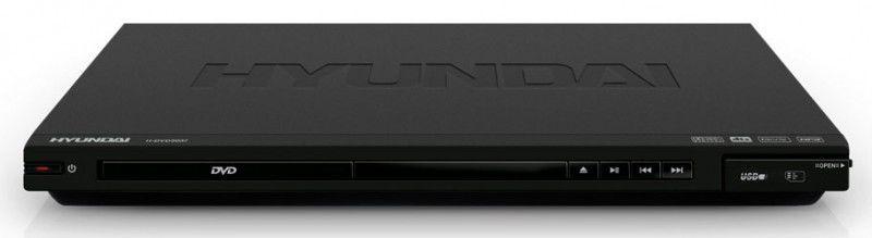 DVD-плеер HYUNDAI H-DVD5037,  черный