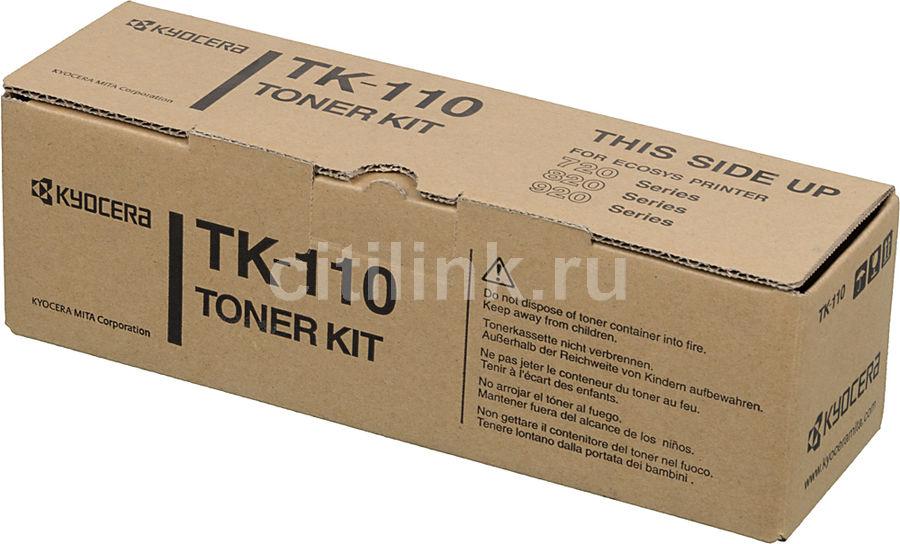 Картридж KYOCERA TK-110 черный