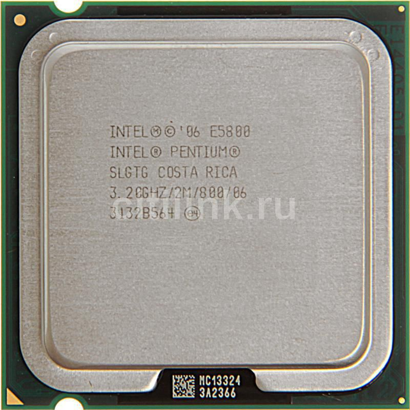 Процессор INTEL Pentium Dual-Core E5800, LGA 775 OEM [cpu intel s775 e5800 oem]
