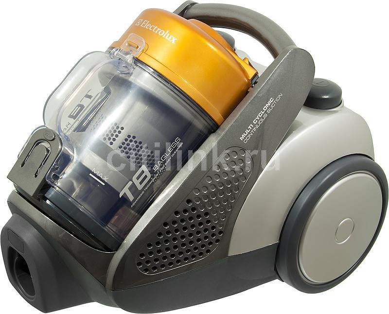 Пылесос ELECTROLUX ZT3510, 1500Вт, серебристый