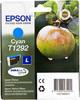Картридж EPSON T1292 голубой [c13t12924011] вид 1