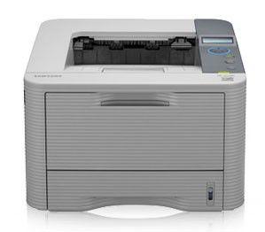 Принтер SAMSUNG ML-3710D/XEV лазерный, цвет:  белый