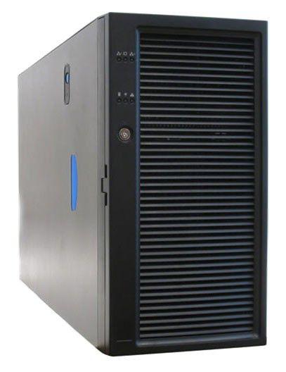 Сервер iRU Rock 2108 2xE5430/12GbFBD/5x147SAS/Raid6/ATI3450/DVDRW/1x830W/5U