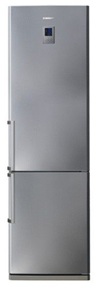 Холодильник SAMSUNG RL41ECPS1,  двухкамерный,  серебристый