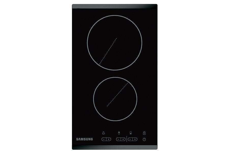 Варочная панель SAMSUNG CTR432NB02,  Hi-Light,  независимая,  черный