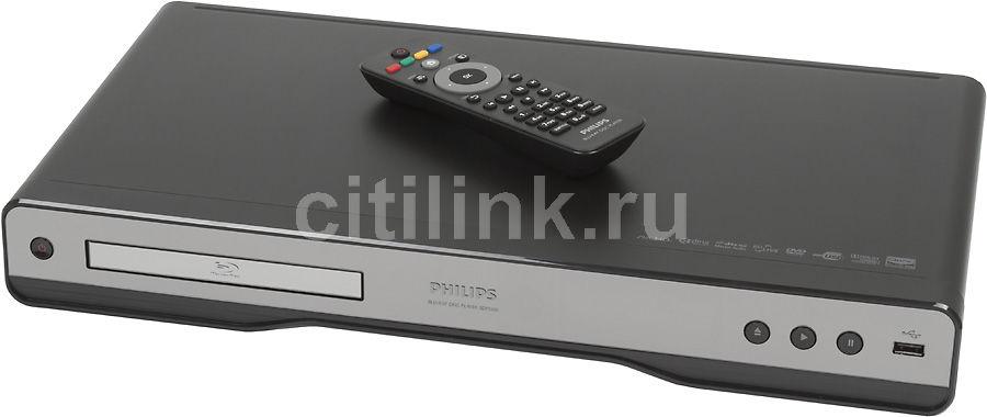 Плеер Blu-ray PHILIPS BDP5100/51, черный