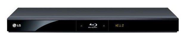 Плеер Blu-ray LG BD-550, черный
