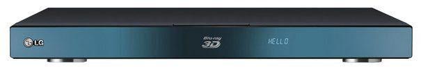 Плеер Blu-ray LG BX580, черный