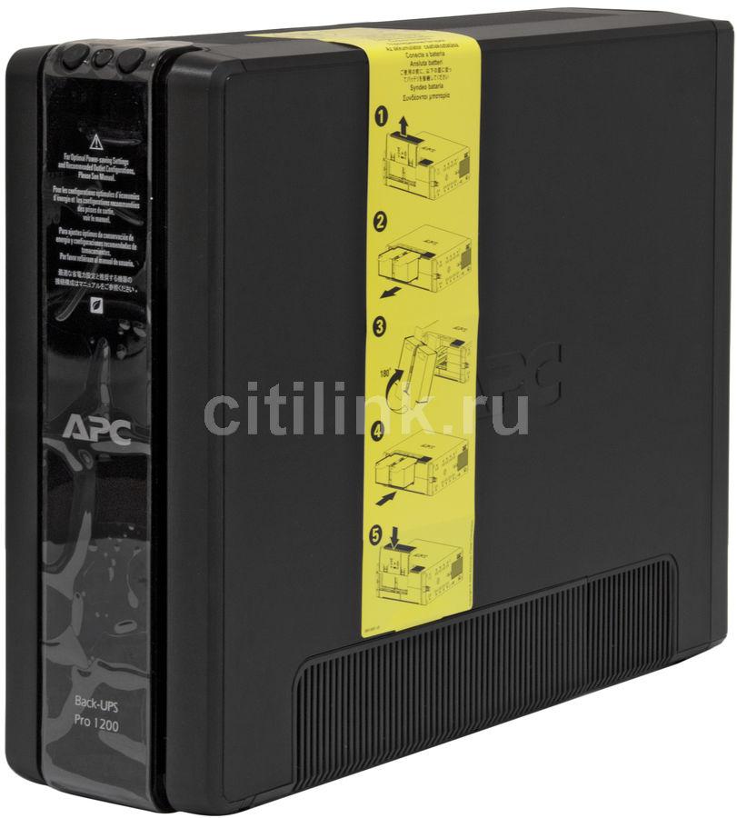 Источник бесперебойного питания APC Back-UPS Pro BR1200GI,  1200ВA