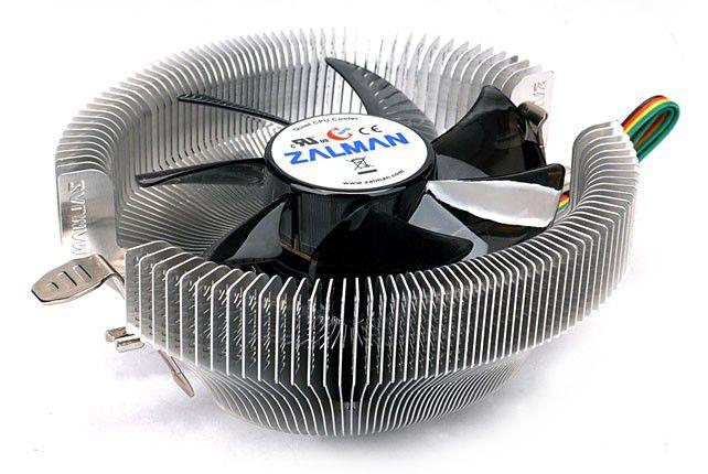 Устройство охлаждения(кулер) ZALMAN CNPS7000V-Al PWM,  92мм, Bulk