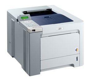 Принтер BROTHER HL-4050CDN лазерный, цвет:  белый [hl4050cdn]