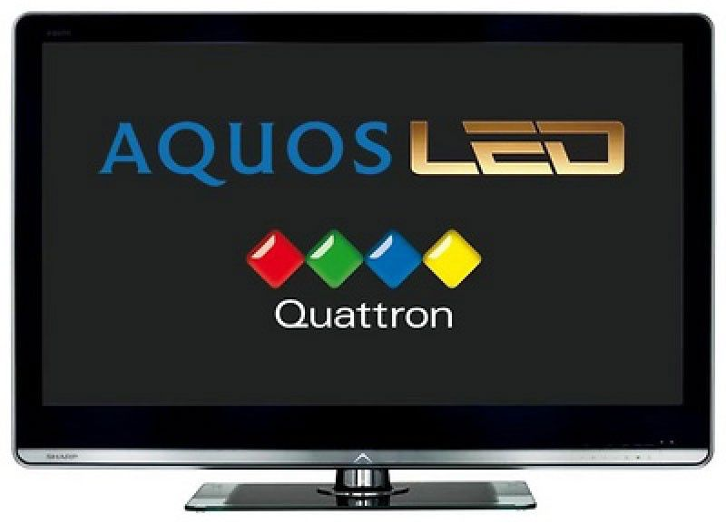 LED телевизор SHARP LC46LX812E  46