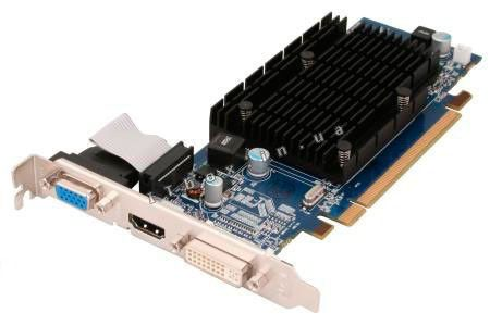 Видеокарта Sapphire PCI-E ATI HD4550 512Mb DDR3 HDMI/ DVI-I / VGA (11141-05-20R) Lite RTL [11141-xx-20r]