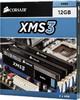 Модуль памяти CORSAIR XMS3 Classic CMX12GX3M3A1333C9 DDR3 -  3x 4Гб 1333, DIMM,  Ret вид 3