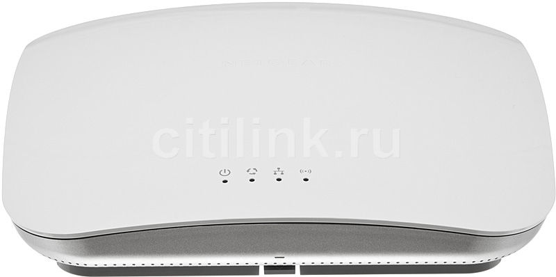 Точка доступа NETGEAR WNAP320-100PES,  белый