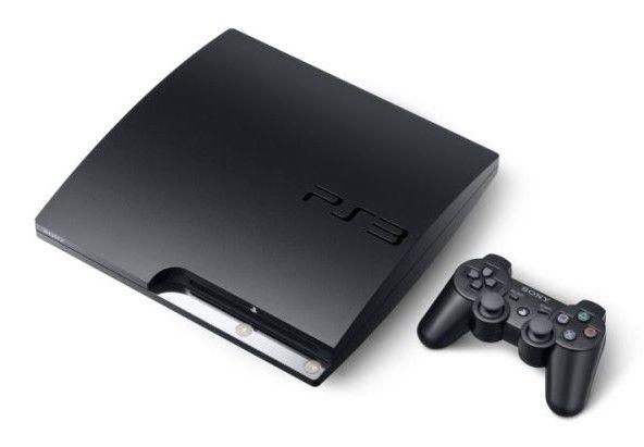 Игровая консоль SONY PlayStation 3 PS719195184, черный