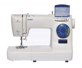 Швейная машина TOYOTA JSPB 15 белый