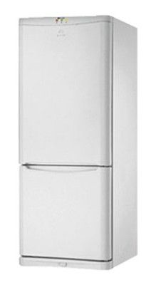 Холодильник INDESIT NBA 1601,  двухкамерный,  белый