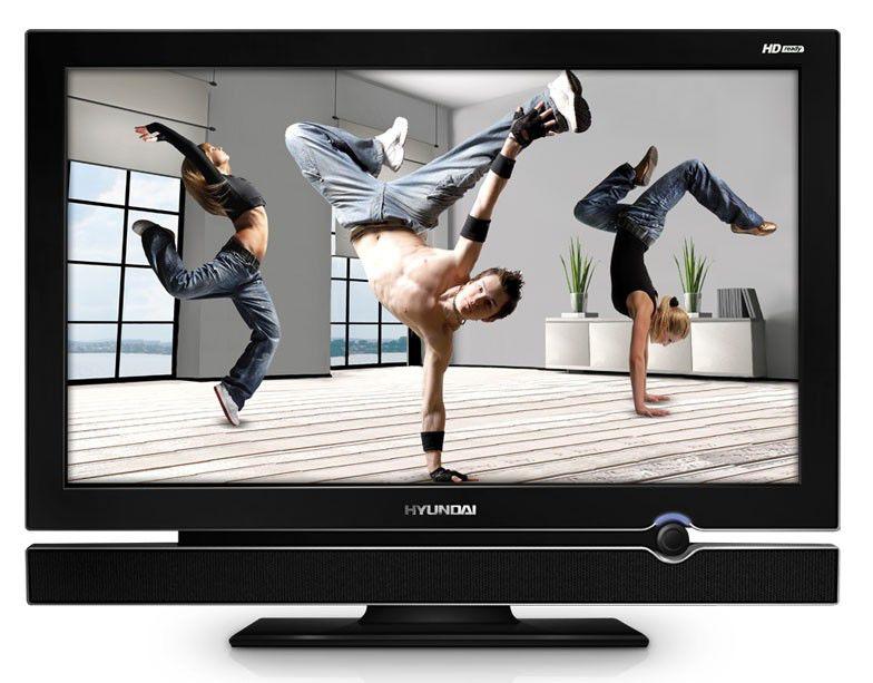 "Телевизор ЖК HYUNDAI H-LCD3217  ""R"", 32"", HD READY (720p),  черный"