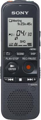 Диктофон SONY ICD-PX312 2 Gb,  черный [icdpx312.ce7]