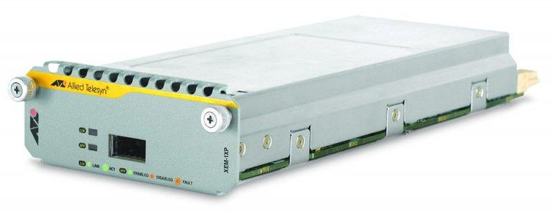 Модуль Allied Telesis (AT-XEM-1XP) 1 x 10Gigabit XFP Expansion Модуль+NetCover Basic,One Year