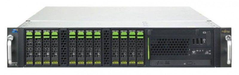 Сервер Fujitsu PRIMERGY RX300S6 8X2.5 /X5620/PM/3x2 GB RG S/RAID 6G 5/6 512MB/ RMK-F1 [vfy:r3006sc070in]